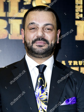 Editorial picture of European Premiere of 'The Devil's Double' at the Vue, Leicester Square - 01 Aug 2011