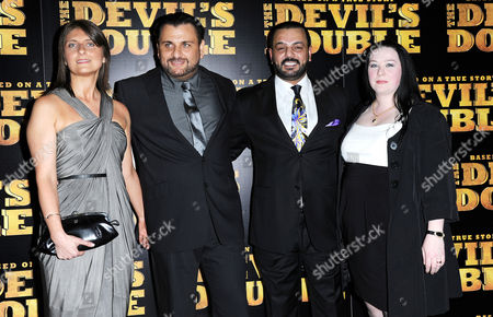 European Premiere of 'The Devil's Double' at the Vue Leicester Square Latif Yahia