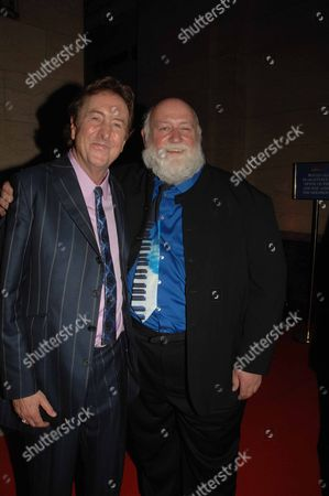 Eric Idle with John Du Prez