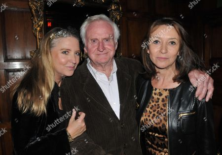 House of Slamming Doors Book Launch at the Gore Hotel Queens Gate London Katrine Boorman John Boorman & Cherie Lunghi