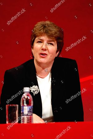 The 2005 Labour Party Conference Brighton - Health Debate Jane Kennedy