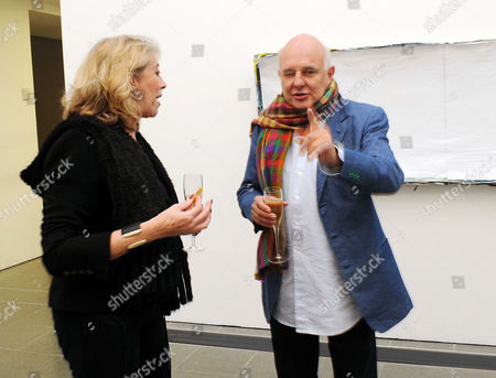 Launch of the Highmont Foundation Gallery at the Serpentine Gallery Kensington Gardens Marie-claire Baroness Von Alvensleben and Rolf Sachs