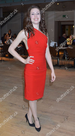 Stock Picture of Launch of the Royal Opera House Cinema 2011/12 Season at the Roh Covent Garden Mary-jess Leaverland