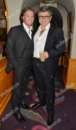 48th Birthday Party at Annabel's Richard Caring and Vincent Tchenguiz