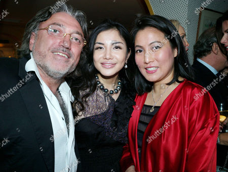 47th Birthday Party at Annabel's Berkeley Square Robert Tchenguiz Elaine Zhang and Patti Wong