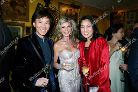 Editorial image of Lisa Tchenguiz's 47th Birthday Party at Annabel's - 21 Jan 2012