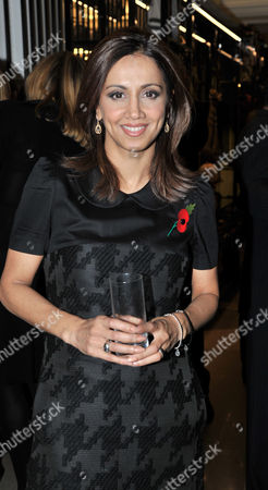 the Power 1000 2012 - Evening Standard's 1000 Most Influential People at Burberry Flagship Store Regent Street Riz Lateef