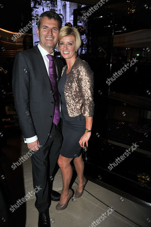 the Power 1000 2012 - Evening Standard's 1000 Most Influential People at Burberry Flagship Store Regent Street Caroline Feraday with Her Partner Mark Lewis