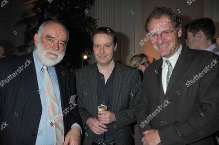 Editorial image of Man Booker Shortlist Party at the Orangery, Kensington Palace - 07 Sep 2010