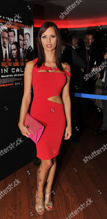 Stock Photo of Margin Call Screening at the Vue Cinema Leicester Square Londonmargin Call Screening at the Vue Cinema Leicester Square London Jessica Jane Clements