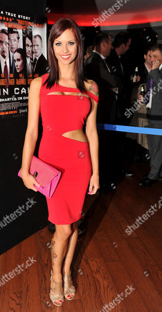 Stock Image of Margin Call Screening at the Vue Cinema Leicester Square Londonmargin Call Screening at the Vue Cinema Leicester Square London Jessica Jane Clements