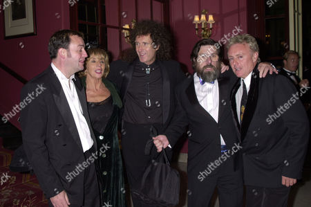 'Maybe Baby' World Premiere at the Odeon Leicester Square and Afterparty at the Waldorf Hotel Aldwych Craig Cash Sue Johnston Brian May Ricky Tomlinson and Roger Daltrey