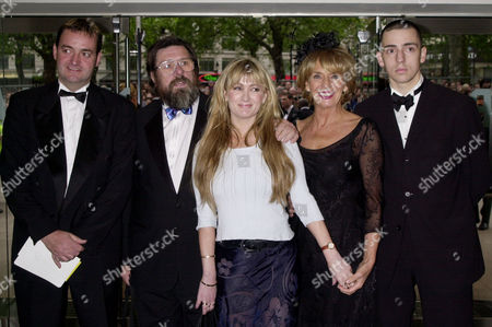 'Maybe Baby' World Premiere at the Odeon Leicester Square and Afterparty at the Waldorf Hotel Aldwych the Royle Family - Craig Cash Ricky Tomlinson Caroline Aherne Sue Johnston and Ralf Little