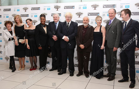 Editorial photo of Mayoral Centre Piece Gala For the Premiere of 'Another Year' During the London Film Festival at the Odeon Leicester Square - 18 Oct 2010