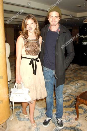 Pre-premiere Reception For Memoirs of A Geisha at the Washington Hotel Curzon Street London Kate Sumner with Her Brother Jake Sumner