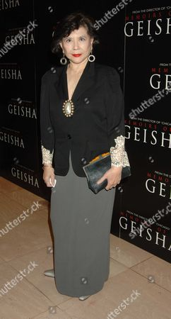 Pre-premiere Reception For Memoirs of A Geisha at the Washington Hotel Curzon Street London Tsai Chin