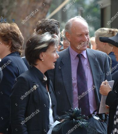Patti and Charles Palmer Tomkinson