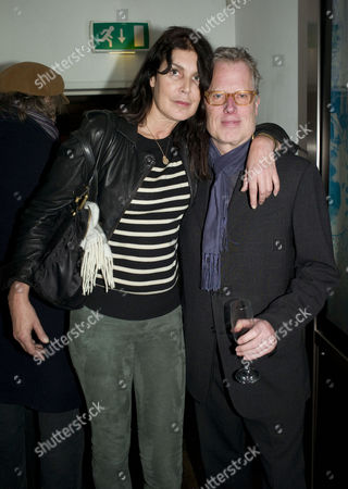 Opening of Chucs Dive and Mountain Shop and Party at Automat Dover Street James Dearden and Annabel Brooks