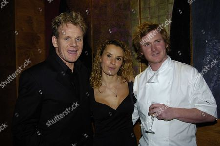 Editorial photo of Opening Party For Gordon Ramsay's New Restaurant and Bar, Pengelley's, Sloane Street - 22 Feb 2005