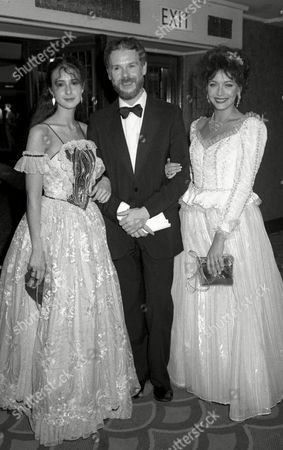 Party to Launch the Book 'The Most Beautiful Women' at the Grosvenor House Hotel Emma Jacobs Bill Gibb and Lesley Ann Down