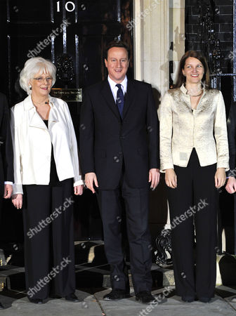 Editorial photo of Photocall at Number 10 Downing Street to Mark the Start of the Nordic Baltic Summit Starting On the 20th January 2011 - 19 Jan 2011