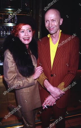 Premiere of 'As Good As It Gets' at the Warner Westend and Afterparty Patricia Quinn and Richard O'brien