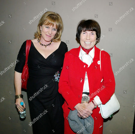Premiere of 'Mandelson: the Real Pm?' During the London Film Festival at the Bfi Southbank Hannah Rothschild with Her Mother Lady Serena Rothschild