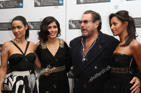 Editorial picture of Premiere of 'Miral' During the London Film Festival at the Vue Leicester Square - 18 Oct 2010