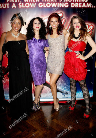 Editorial image of Press Night Afterparty For 'Flashdance' at the Waldorf Hotel, Aldwych - 14 Oct 2010
