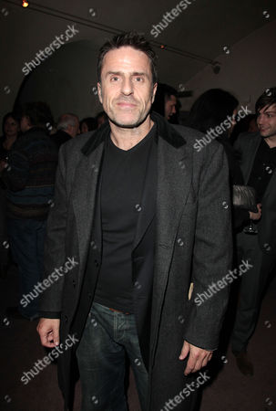 Press Night Afterparty For 'Love Story' at Adam Street Members Club Con O'neill