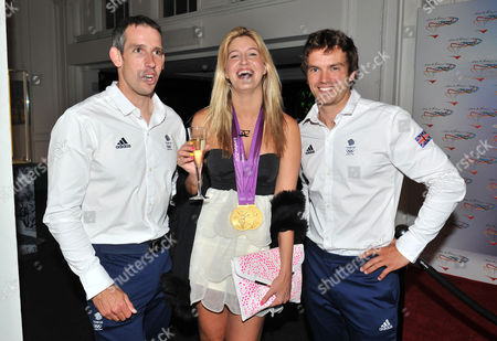 Editorial picture of Prince Albert of Monaco Hosts an Olympic Party - 09 Aug 2012