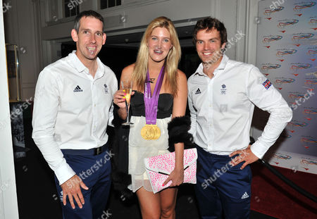 Editorial photo of Prince Albert of Monaco Hosts an Olympic Party - 09 Aug 2012