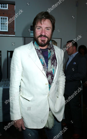 Private View of Herb Ritts by Herb Ritts at Hamiltons Gallery Carlos Place London Simon Le Bon