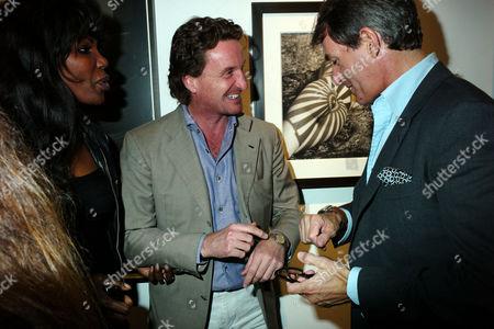 Editorial photo of Private View of Herb Ritts by Herb Ritts at Hamiltons Gallery - 22 Jun 2011