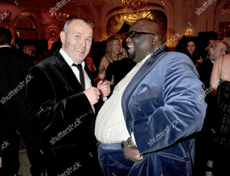 Quintessentially's 10th Anniversary 'Ain't Misbehavin' Party at the Savoy Hotel Piers Adam and Ade