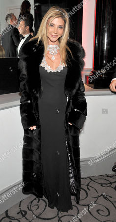 Red Room Launch Party at Les Ambassadeurs Hamilton Place in Aid of the Cinema and Television Benevolent Fund Lisa Tchenguiz