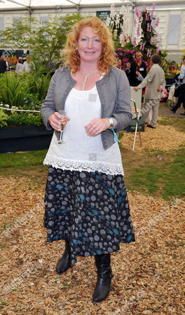 Rhs Chelsea Flower Show Press Day at the Royal Hospital Chelsea Charlie Dimmock