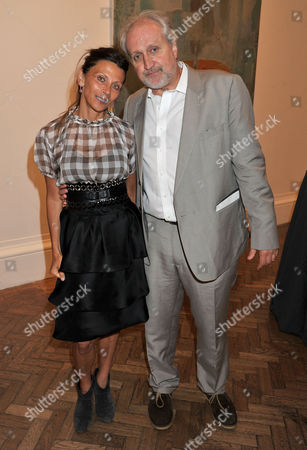 Royal Academy of Arts Summer Exhibition 2011 Private View at the Raa Piccadilly Christa D'souza and Nick Allott