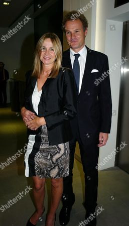 Saatchi and Saatchi Join with M&c Saatchi to Celebrate the 40th Anniversary of the Founding of the Agency at the Saatchi Gallery Chelsea Lord Jonathan and Lady Claudia Rothermere