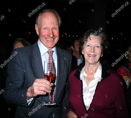 The Launch Party For Santa Montefiore's New Novel the 'Last Voyage of the Valentina' at Asprey Bond Street London Charles Palmer Tomkinson & Simon Montefiore's Mother