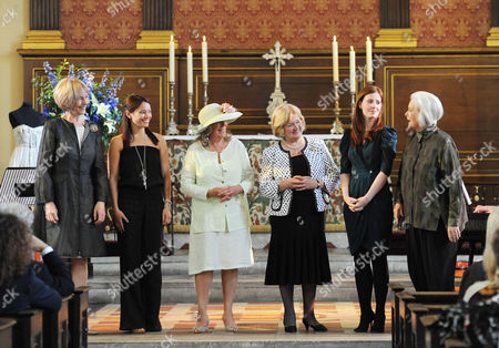 Editorial picture of Service of Celebration For the Life and Work of Alan Jay Lerner and Plaque Unveiling at the Actors Church, St. Pauls, Covent Garden - 14 Jun 2011