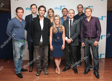 Editorial image of Sky 1 Hd Autumn Launch at the Vue, Leicester Square - 03 Aug 2010