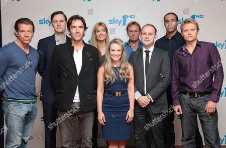 Editorial picture of Sky 1 Hd Autumn Launch at the Vue, Leicester Square - 03 Aug 2010