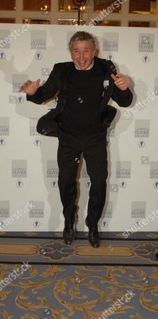 2006 Laurence Olivier Theatre Awards at the Park Lane Hilton Hotel James Peltekian