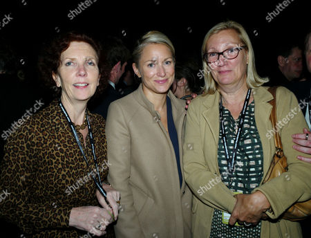 The 2011 Labour Conference Liverpool at the Jury's Hotel Baroness Royall Rachel Kinnock & Sue Nye