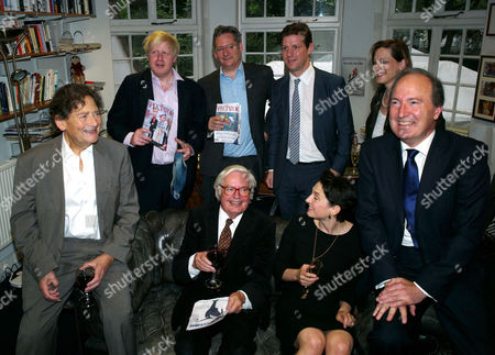 Editorial picture of The Spectator Magazine Summer Party