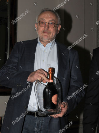 The Tatler Restaurant Awards 2011 at the Langham Hotel Portland Place London Best Kitchen Pierre Koffmann of Koffmann's