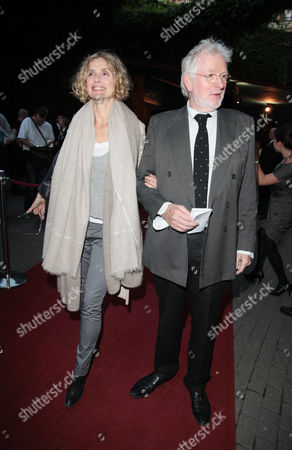 Uk Charity Premiere of 'The Wildest Dream' at the Bfi Imax Cinema Waterloo Maryam D'abo and Hugh Hudson