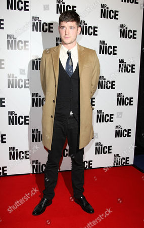 Uk Premiere of 'Mr Nice' at the Cineworld Haymarket James Alexandrou