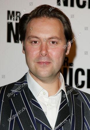 Uk Premiere of 'Mr Nice' at the Cineworld Haymarket Christian Mckay